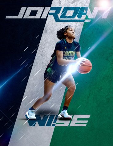 Player Highlight: Jordan Wise (Girls Basketball)