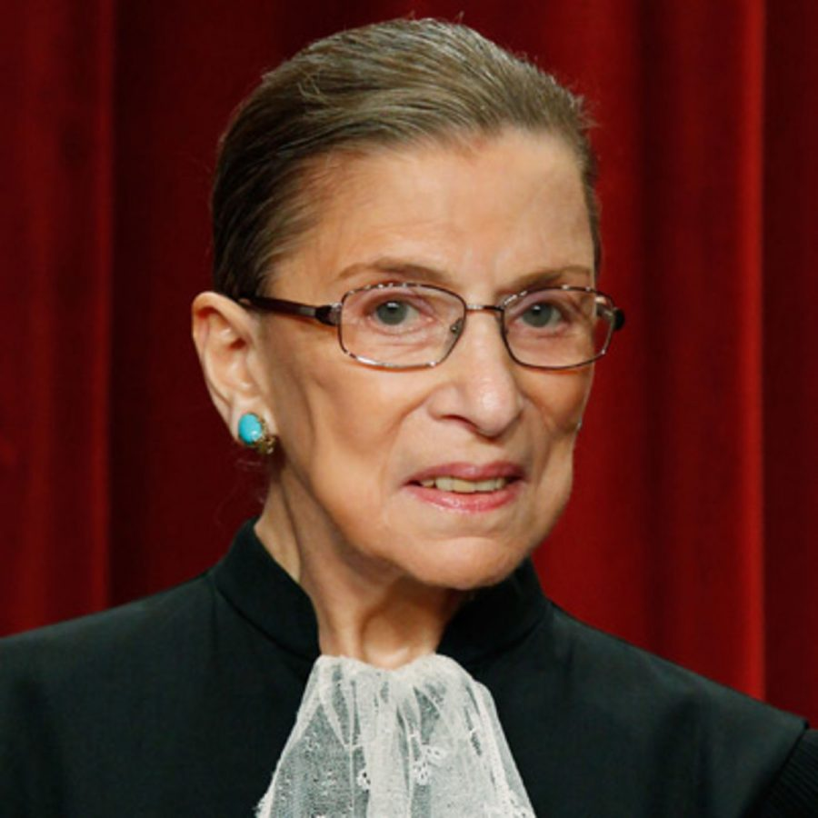 """Ruth Bader Ginsburg was a U.S. Supreme Court justice, the second woman to be appointed to the position.""--Biography.com"