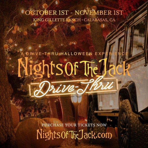 Nights of the Jack Drive Thru