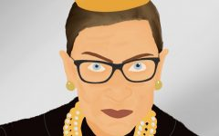 Ruth Bader Ginsburg was a Justice of the Supreme Court appointed by Bill Clinton back in 1980. She was beloved by many and loved helping others.