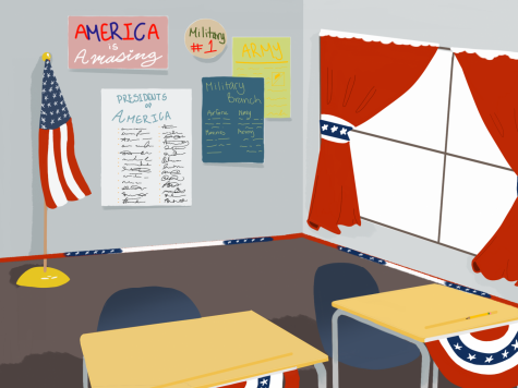 Although a patriotic education seems a little frightening, the whole plan is to discuss why the past is the way it is to American students and use that information to defeat hate which is a large part of 2020.