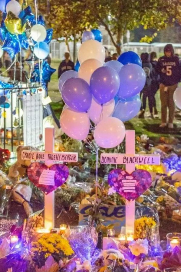 Gracie Anne Muehlberger and Dominic Blackwell were victims of the Saugus Shooting last year. A memorial was made at Central Park to honor and remember them. Now, almost a full year later vigils are being held for the students that will forever remain in the community's hearts and minds.