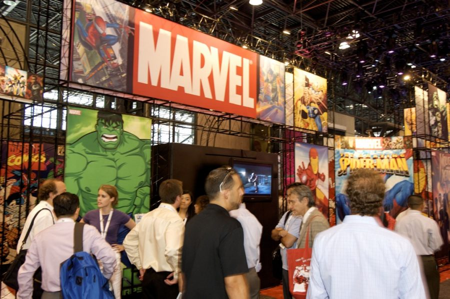 Photo from the 2008 Licensing International Expo