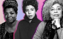 Maya Angelou, Lorraine Hansberry, and Angela Davis are three different writers from the 20th century who focus on their experience as African-American women