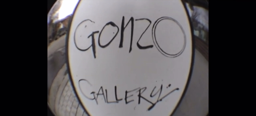 The Gonzo Gallery is based in Aspen, Colorado.