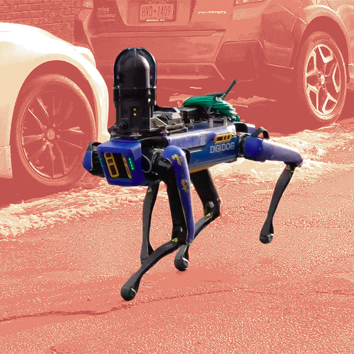 NYPD%27s+robot+%27dog%27+elicits+controversial+comparisons+to+Netflix%27s+TV+Series+%22Black+Mirror%22