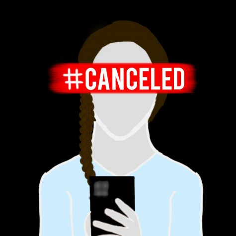 "The term ""Cancel culture"", which means removing support for public figures and companies. Cancel Culture has been rising in popularity on news channels and social media."