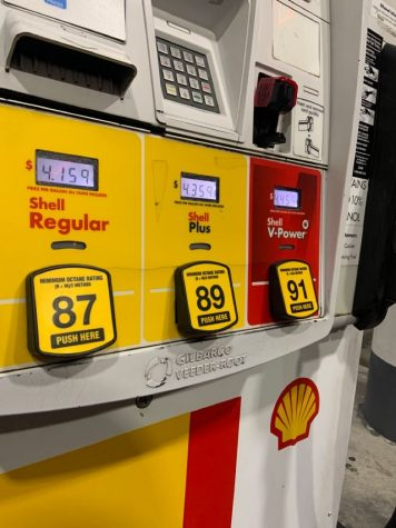 Canyon Country Shell gas station