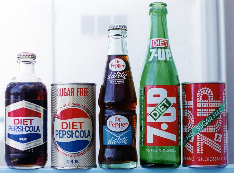 The+Diet+Pepsi+bottle+and+can+are+from+the+late+1960%27s%3B+Dietetic+Dr.+Pepper+bottle%2C+1963%3B+Diet+7up+bottle%2C+1969%3B+Diet+7up+can%2C+1970%27s.+I+shot+this+picture+in+1997.+A+mouse+in+my+storage+unit+ate+the+label+off+the+Diet+Pepsi+bottle.+%3A-%28