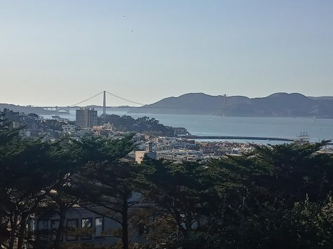 San Franciscos afternoon vibe