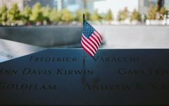 World Trade Center, Manhattan, New York, United States. 9/11 Memorial in New York City